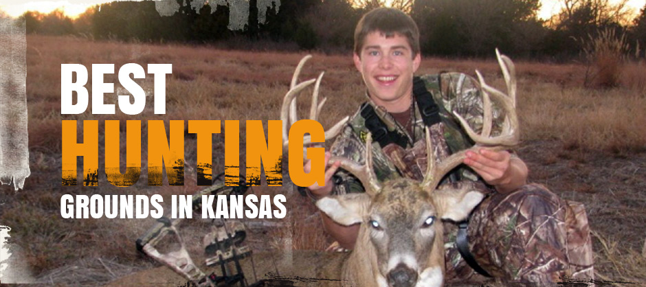 Best Hunting Grounds in Kansas